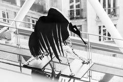 Sztuka Współczesna Pompidou Zdjęcia Stock