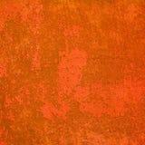 sztukateryjna pomarańczową konsystencja Zdjęcia Royalty Free