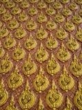 sztukateryjny tajlandzki zdjęcia royalty free