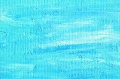 sztuki abstrakcjonistycznej tło Obraz olejny na kanwie Punkty farba Brushstrokes farba ilustracji