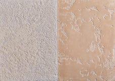 Sztuki abstrakcjonistyczny geometryczny grunge textured tło, zakończenie, makro- Zdjęcia Stock