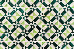 Sztuki ceramiczny deseniowy tło z kolorową teksturą - tradycja zdjęcie royalty free