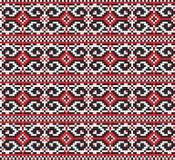 sztuki ceramiczny ludowy ornamentu garncarstwa ukrainian Tradycyjny broderia wzór Zdjęcie Royalty Free