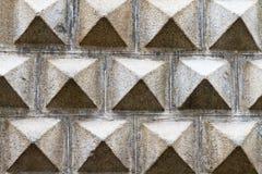 sztuki fasadowy muzeum wzór Segovia Obrazy Royalty Free