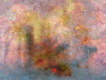 Sztuki fotografia drobny abstrakt w kwiacie Obrazy Royalty Free