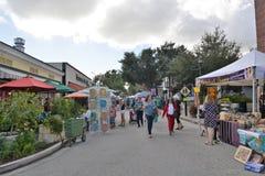 Sztuki i rzemiosła wakacje bazar Zdjęcie Royalty Free