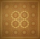 sztuki islamu wzór Obrazy Royalty Free
