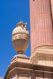 sztuki karać grzywną Francisco pałac San Obraz Stock