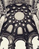 sztuki karać grzywną Francisco pałac San Zdjęcia Royalty Free