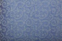 sztuki kwieciste kwiecistego papieru druku purpury Zdjęcia Stock