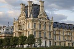 sztuki louvre muzeum Paris obrazy stock