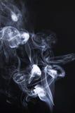 sztuki magii dymu zawijasy Zdjęcie Stock