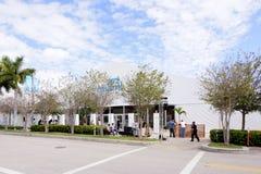 Sztuki Miami galeria Obrazy Stock