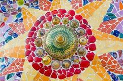 Sztuki mozaiki szkło Obraz Stock