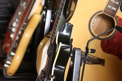 Sztuki muzyka Zdjęcie Stock