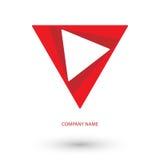Sztuki muzyki logo Obrazy Royalty Free