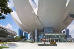 Sztuki & nauki muzeum, SINGAPUR Zdjęcia Stock