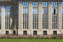 Sztuki Nouveau fasada Obrazy Royalty Free