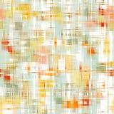 Sztuki pluśnięcia muśnięcia uderzeń farby abstrakcjonistyczny bezszwowy deseniowy druk ilustracja wektor