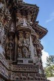 Sztuki praca Antyczna świątynia Fotografia Stock