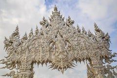 Sztuki rzeźba kąt Tajlandia Fotografia Royalty Free