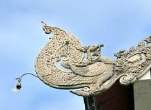 sztuki statuy świątynia tajlandzka Obrazy Royalty Free