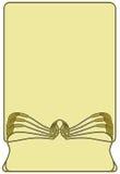 sztuki struktury nouveau royalty ilustracja