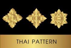 sztuki tajlandzki deseniowy Zdjęcie Royalty Free