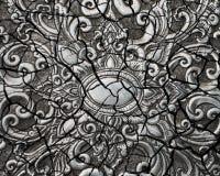 Sztuki tekstura z pęknięciami Zdjęcia Royalty Free