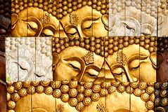 sztuki tradycyjny stylowy tajlandzki Fotografia Stock