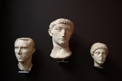 Sztuki w British Museum Obraz Royalty Free