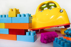 Sztuki zabawka Zdjęcie Stock
