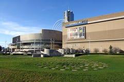 sztuki ześrodkowywają Denver spełnianie Obrazy Royalty Free