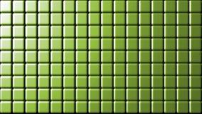 Szturman zielona mała ściana tafluje tło Zdjęcia Royalty Free