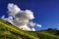 szturmowa chmura Zdjęcia Stock