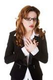 szturmowy biznesowy mieć kierowej kobiety Obraz Royalty Free