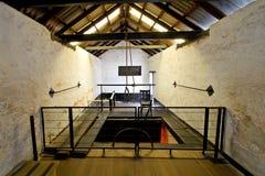 szubieniczny stary więzienie Obrazy Royalty Free