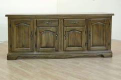 szufladę drewna Zdjęcie Royalty Free