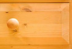 szuflada drewna Zdjęcia Royalty Free