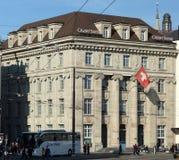Szwajcara bank Zdjęcia Stock