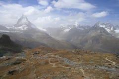 Szwajcara krajobraz Obraz Stock