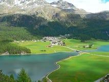 Szwajcara krajobraz Fotografia Stock