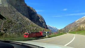 Szwajcaria, Wallis - obrazy royalty free