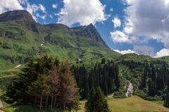 Szwajcarscy Alps Obraz Royalty Free