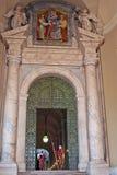 Szwajcarscy strażnicy Vatican obraz stock