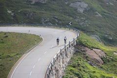 Szwajcarska góra Obraz Royalty Free