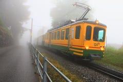 Szwajcarski przekładnia pociąg Obraz Royalty Free