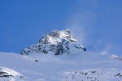 szwajcarskie alps góry Zdjęcia Royalty Free