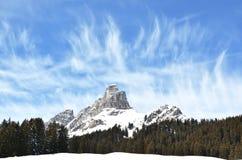 szwajcarskie alpy Obraz Royalty Free