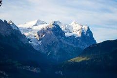 szwajcarskie alpy Obrazy Stock